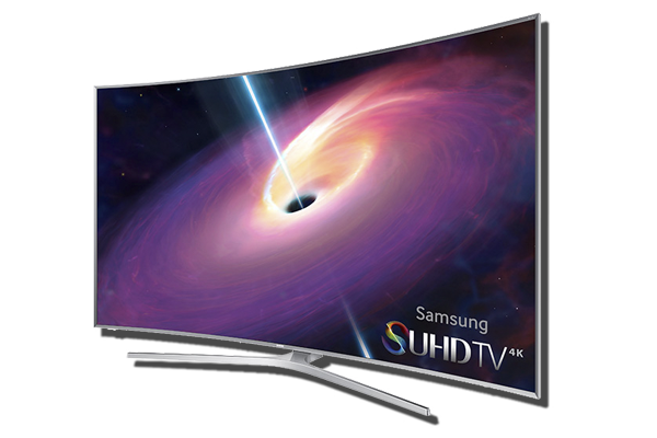 4K SUHD JS9500 Series Curved Smart TV