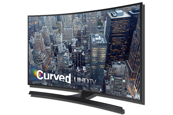 4K UHD JU6700 Series Curved Smart TV