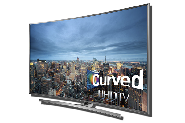 4K UHD JU7500 Series Curved Smart TV
