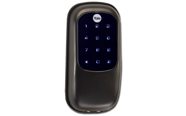 Key Free Touchscreen Deadbolt (YRD246)